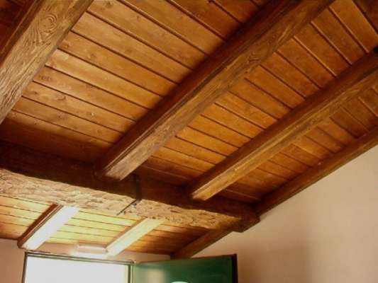 Maderas grupo jlr - Como colocar vigas de madera ...